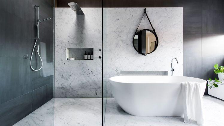 łazienka Na Miarę Naszych Czasów Trendy Domy