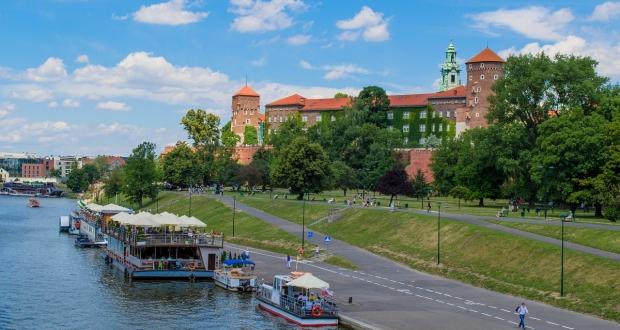 Kraków - źródło: https://pixabay.com/